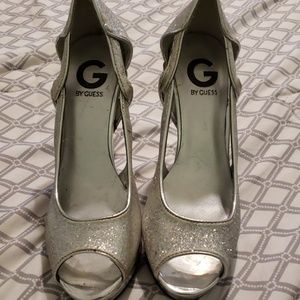 Guess Sparkle Heels